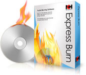Express Burn Plus 4.65 - ابزار کم حجم رایت CD و DVD