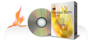Download free the Express Burn CD Burning Software