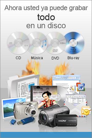 descargar programa para grabar cd y dvd gratis en espanol