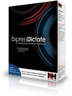 Express Dictate 전문 받아쓰기 프로그램에 대한 더 많은 정보