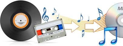 de cd de audio a mp3: