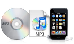 Download to digitize to mp3, or to CD, or save for portable media players