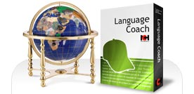 Logo for Language Coach
