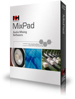 Download MixPad MIDI Editing Software