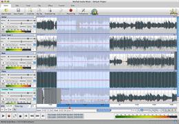 mixpad mixeur de fichiers audio