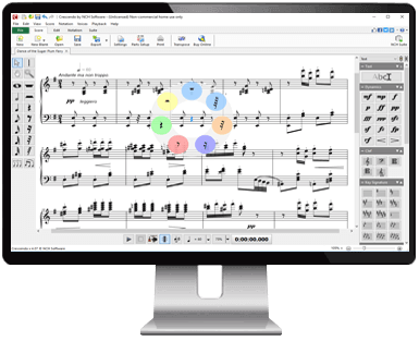 Music Notation Software to Write Your Own Music Score Easily