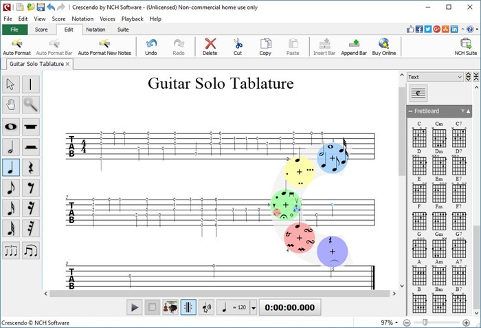 Music composing software free download program.