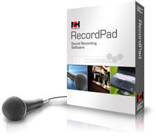 recordpad sound recorder gratuit