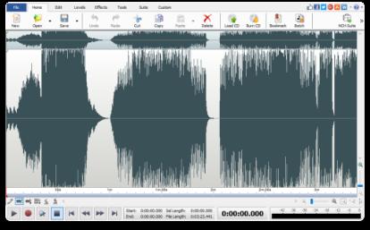 Logiciel audio pour cr er de la musique et programme de mixage - Logiciel pour couper la musique ...