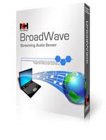 Download BroadWave Streaming Audio Software