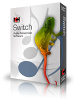 Switch audio converter convert audio files into mp3, aiff, or.