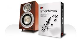 Download the  free TimeChimes Automatic School Bell and other Sound Playing System