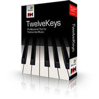 twelvekeys music transcription