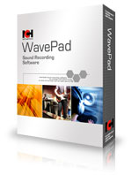 Download WavePad audio editing software to edit mp3 and wave audio files.