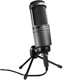 gaming mikrofone