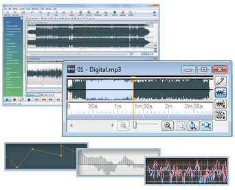 WAVEPAD : I MIGLIORI  SOFTWARE DI AUDIO EDITING
