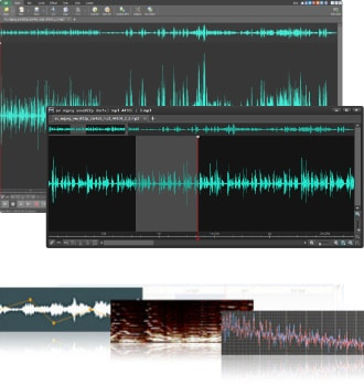 WavePad Mp3 and Wav Music Editing Software screenshots