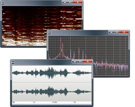 FFT Sound Analyzer - Audio Analysis Software for Windows & Mac