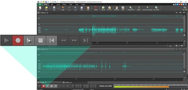music recording and editing software free